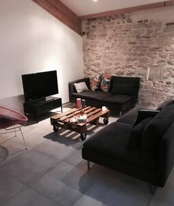 Loft dans le centre de Bourgoin - 布尔关雅利厄 (Bourgoin-Jallieu) - 公寓