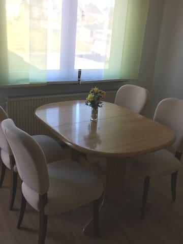 Ferienwohnung Eifel/Mosel - separate Wohnung