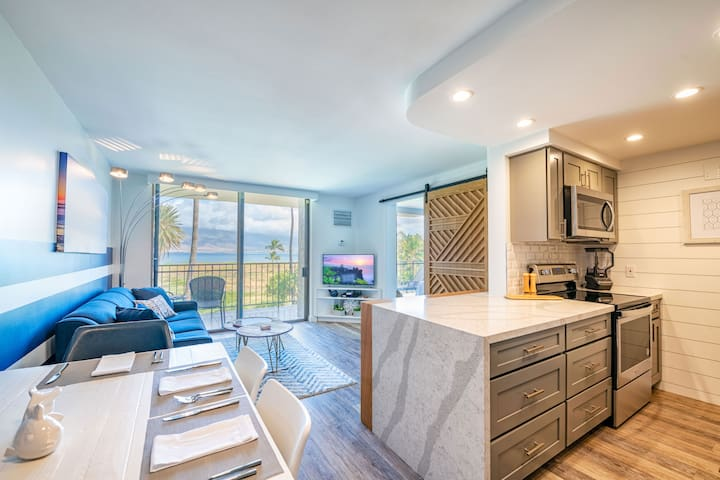 KM | 312 - Brand New Luxury Remodel - OceanView