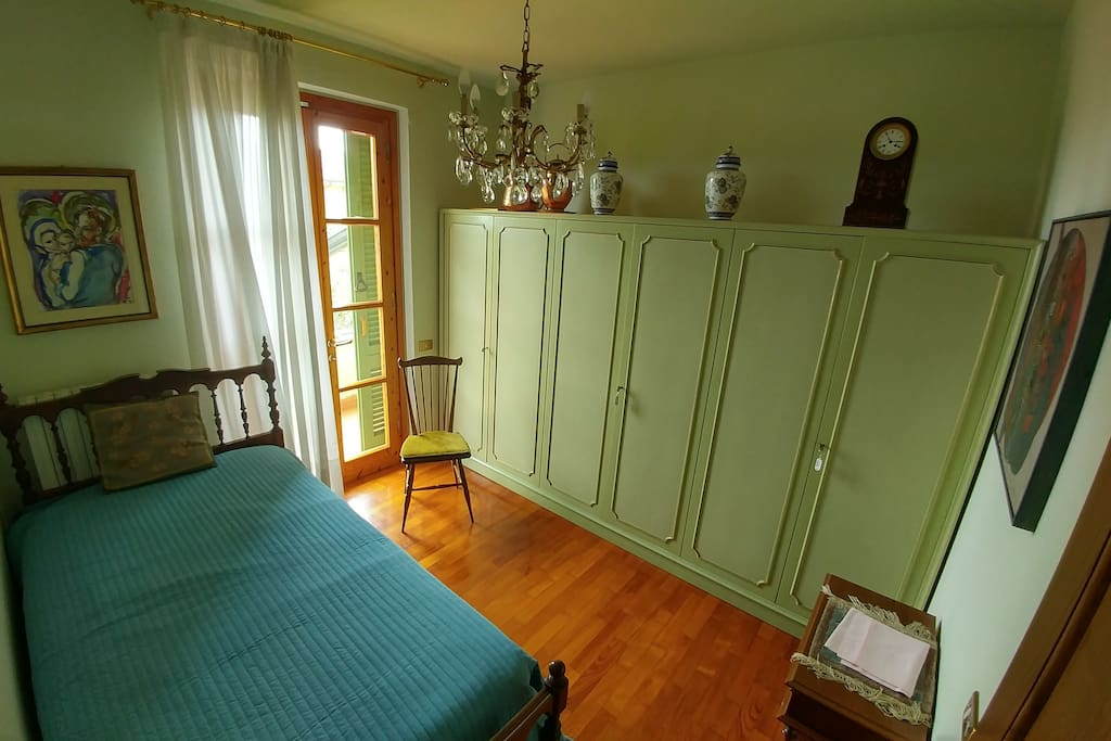 Green Cameretta/Single Bedroom