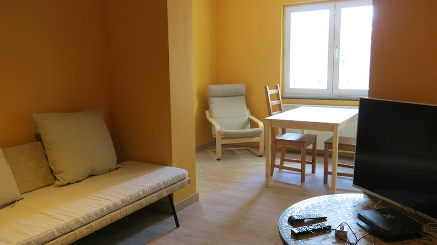 Appartement Belle-Ile - Liège - Appartement