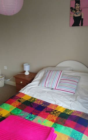Bright Cosy Double Room in Central Thurles
