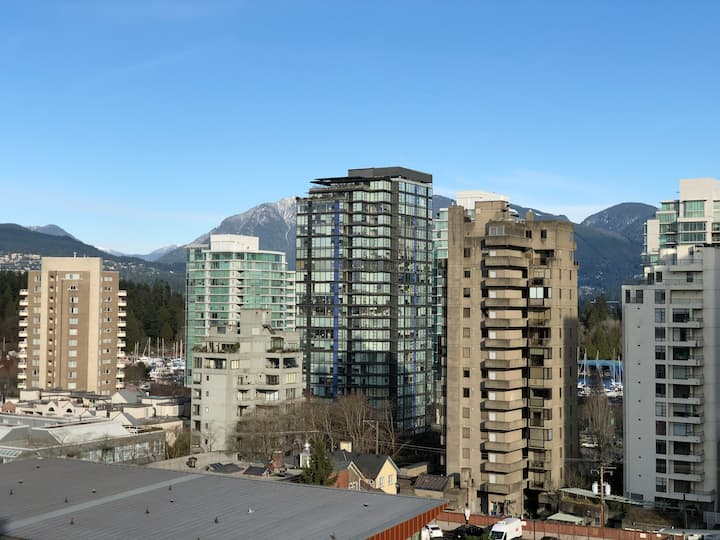 Downtown Vancouver - 1 BDRM/1 BATH - Condo w/View