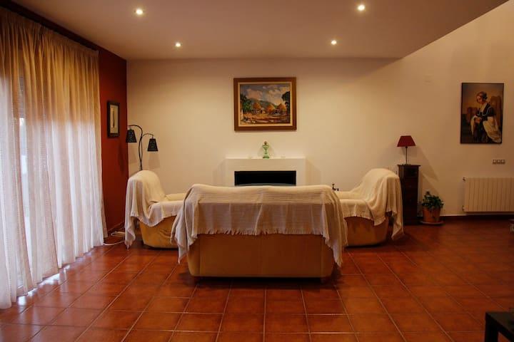 Casa Rural San Marcos - Geoparque de Granada