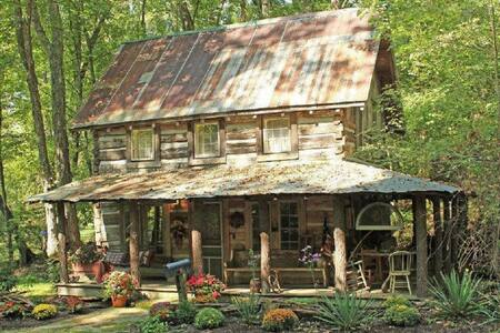 Step back in time at the Antique Cabin!