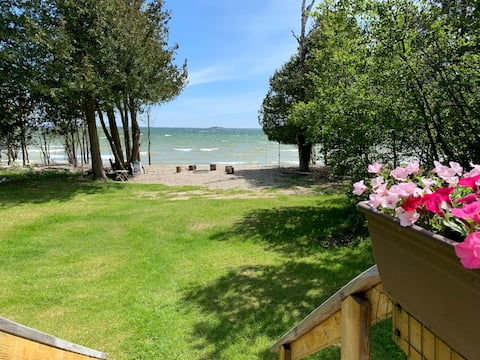 Island View Cottage on Washington Island