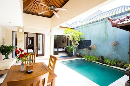 Pleasant Private Villa - North Kuta - Villa