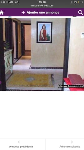 Cozy Hivernage Marrakech full 2bdr - Marrakesh - Apartment