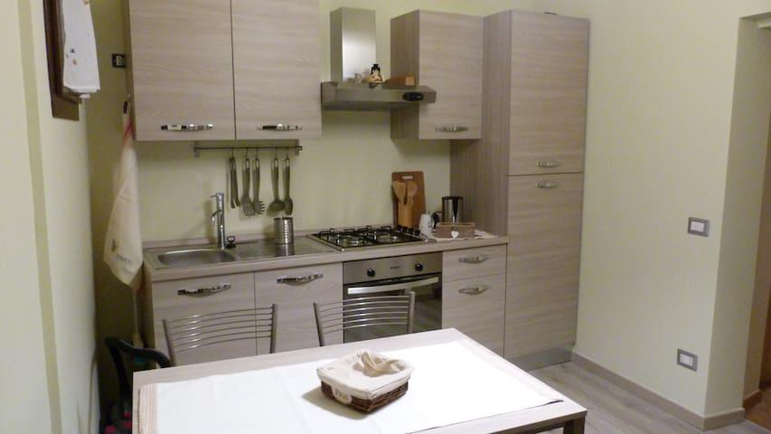 La Maison del Gufo - Prerro - Apartment