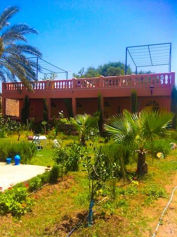 Riad de rêve à vous seul à Takate au sud d'Agadir