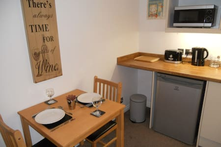 Executive Self Catering Studio with En-suite. - Seaton Carew - House