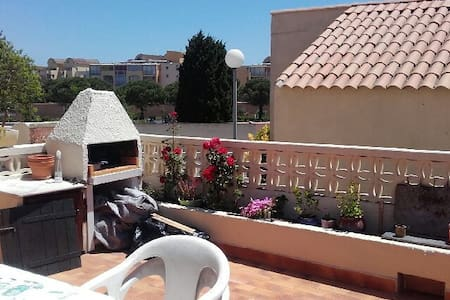 Villa avec terrasse - Gruissan