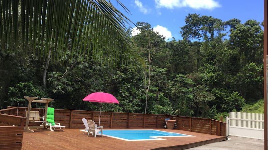 Bel appartement avec piscine - Gros-Morne - Apartment