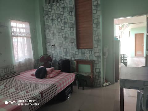 4p Apartment in Mati City 7 min from Dahican Beach