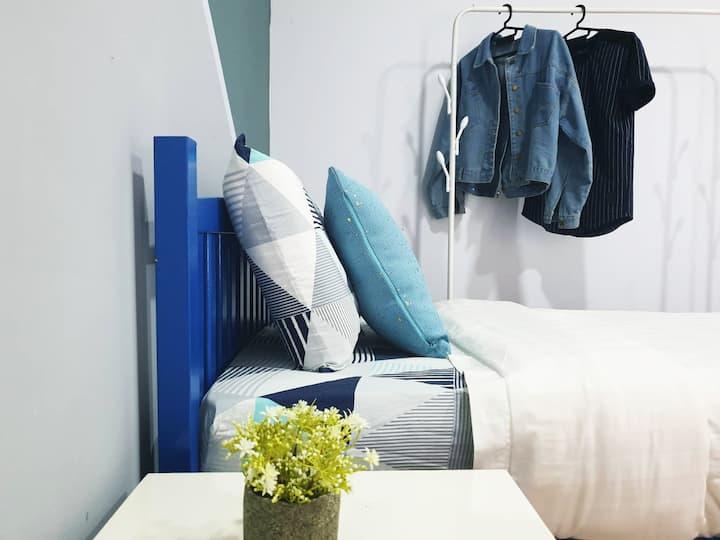 U.C Private Lodge - Couple Twin Room (2 Pax)