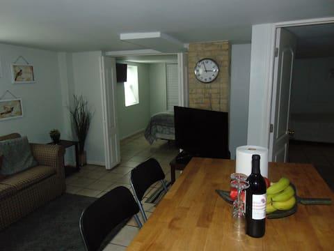 Elegant south loop 2 bedroom apt, parking, WiFi