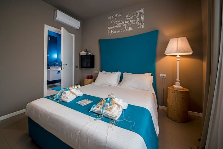Torquise Room-Double Room-Included Breakfast