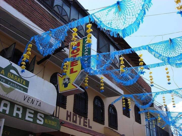 Hotel Margaritas Sahuayo 3535325008