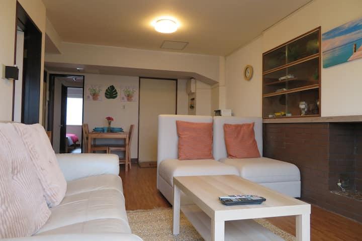 Superior Apartment - 3 Beds, Spacious 100m2