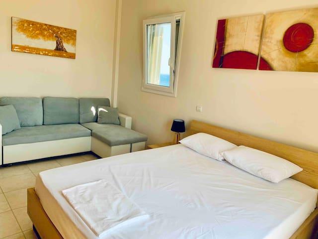 Athena - Luxury Apartment on the beach of Lachania