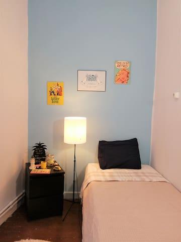 Cozy Room in Cihangir