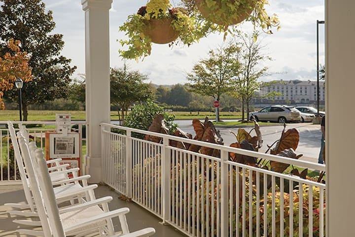 One-bedroom resort near Grand Ole Opry.