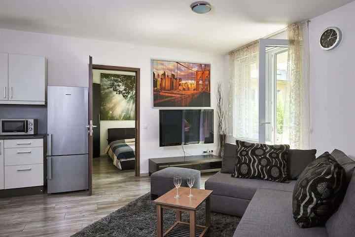 Cool flat, Best location - Boedapest - Appartement