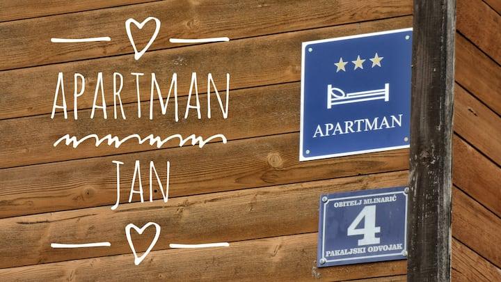 Apartman Jan ***
