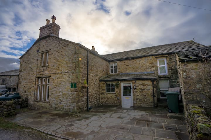 17th Century built 3 bedroomed character cottage - North Yorkshire - Hus