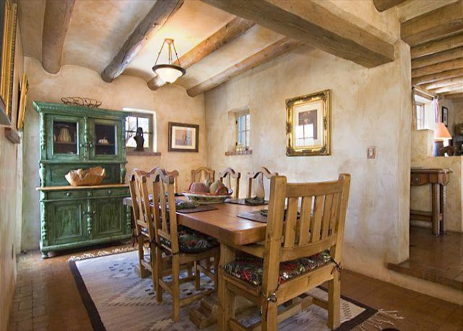 Dine together - Dine in elegance in the comfort of this beautiful home!