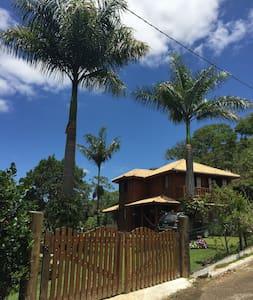 Casa de Campo em Marechal Floriano - Marechal Floriano - Cabana