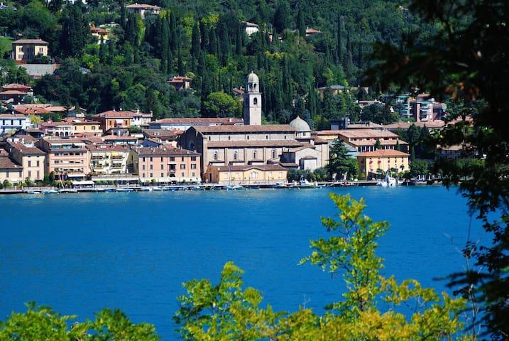 Salò Relax Lake Garda con piscina - Salò - Departamento