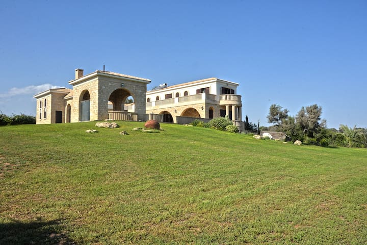 Waterfront 7Br Estate - Aytotoro - Talo