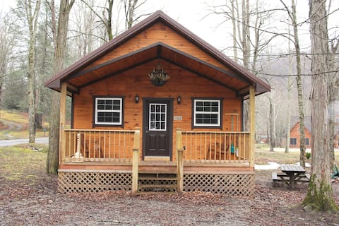 Ellie May Maxi Primitive Cabin
