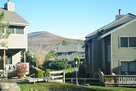 Hunter Mountain Getaway Ski On/Off 2BD Condo - Hunter - Apartament