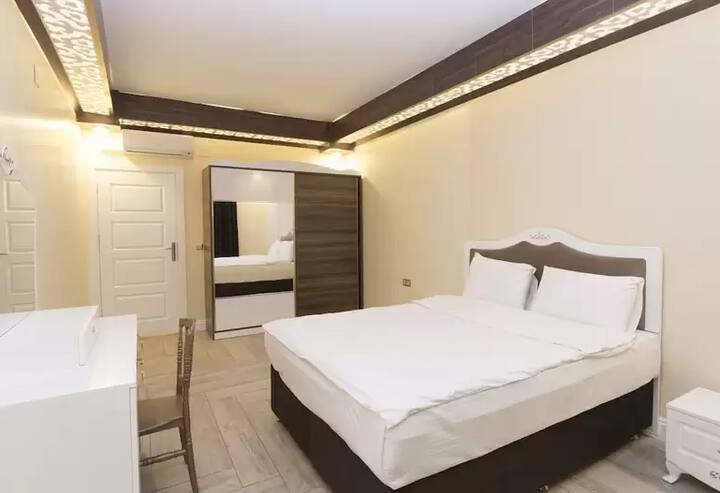 Merada Suite Otel Oda Kahvaltı Suite Oda 3 kişilik