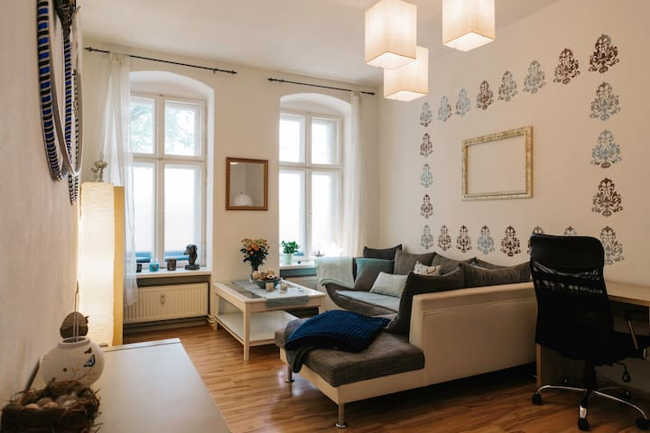 Cozy apartment is looking for you!