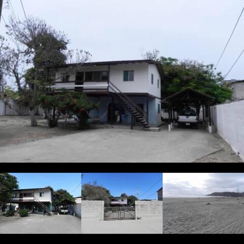 Beautiful Holiday Villa on thebeach - Monteverde  - Huvila