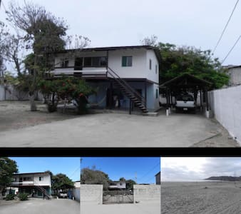 Beautiful Holiday Villa on thebeach - Monteverde