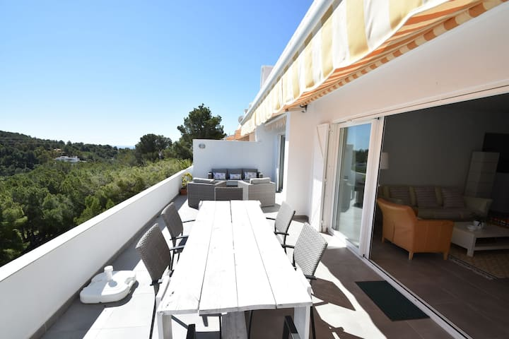 Fantastic Apartment in Altea with Swimming Pool