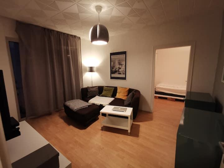 Schöne Wohnung in toller Lage
