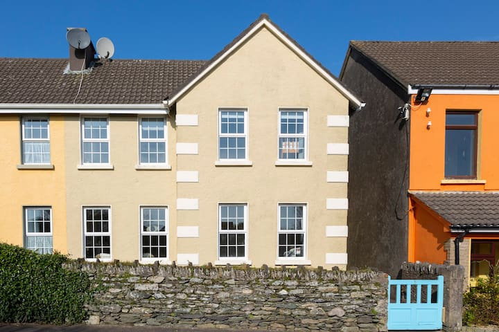 Spacious house in Knightstown, Valentia Island