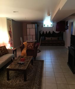 Lower level suite with 2BD and 1BTH - New Castle