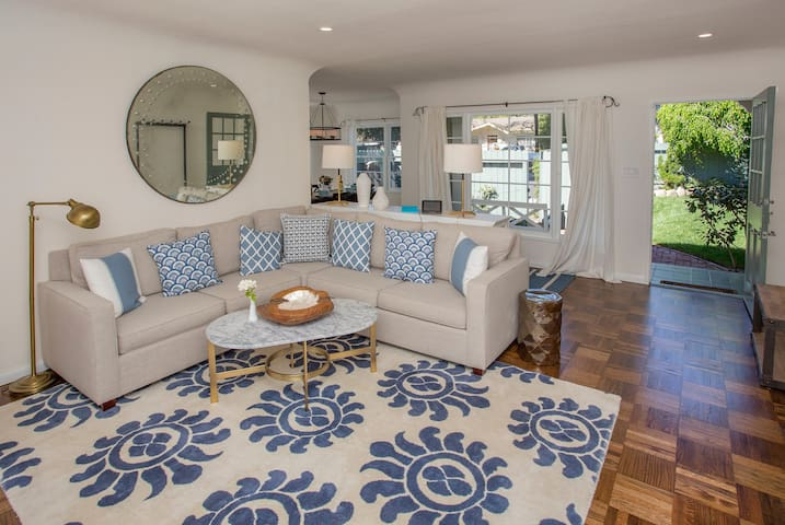 Walking Dist to Biltmore/Bfly Beach! 3 bed/2 bath - Montecito - Σπίτι