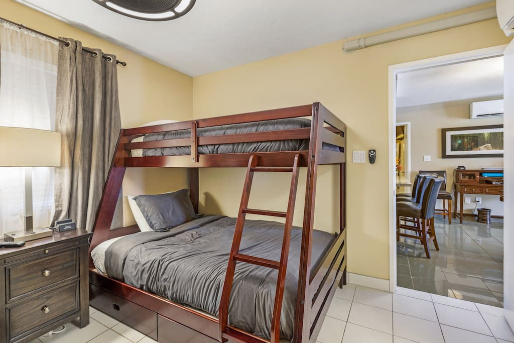 Room sleeps up to 6 guests