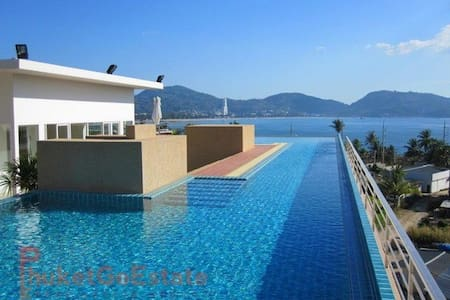Luxury Apartment With Sea View - Patong