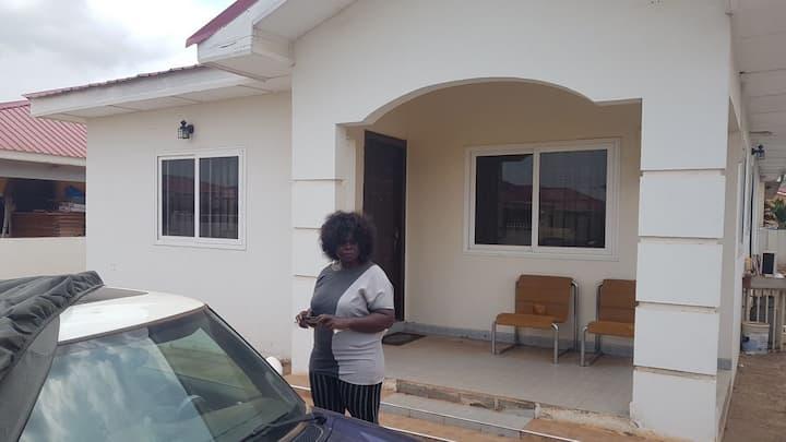 Executive villa, 3 bedroom apartment.