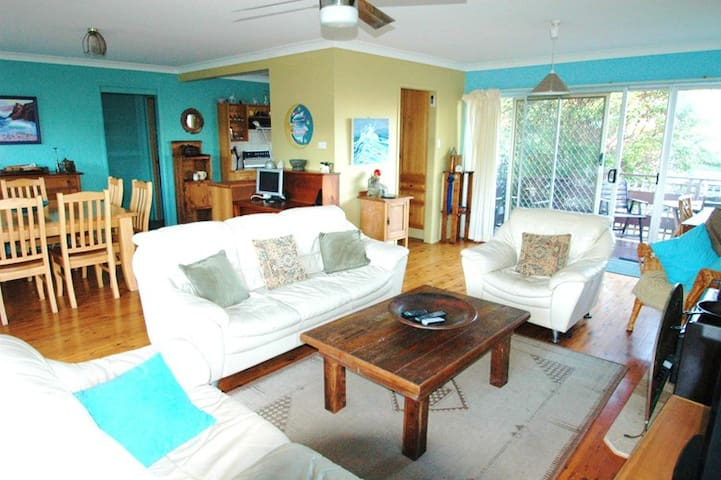 Buena Vista Beach House - Nambucca Heads - Ev