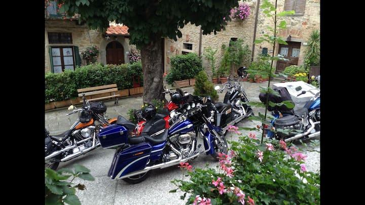 Maison familiale et authentique à Chianni