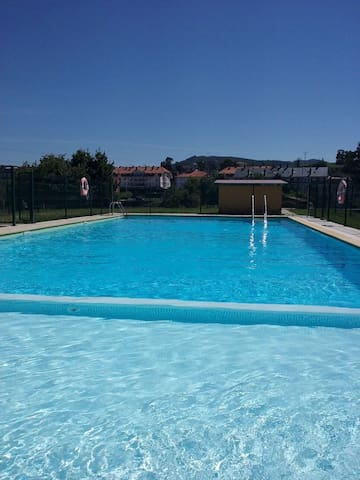 LUXERY APARTMENT WITH POOL NEAR BEACHES - Gama - Apartamento